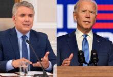 """Photo of """"Colombia es un país cercano y querido para mi corazón"""": Biden en carta a Duque"""