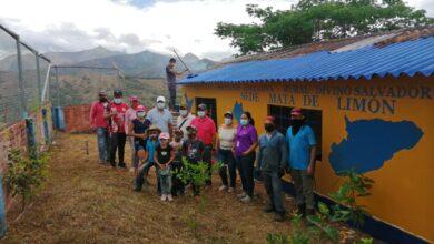 Photo of 2 Nuevas instituciones se sumaron a la iniciativa de la secretaría de educación: 'pinta tu escuela'
