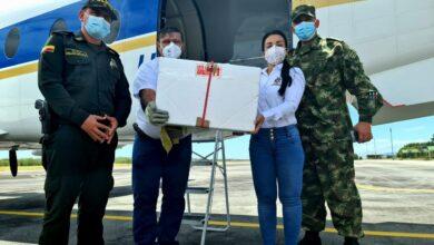 Photo of 1.665 nuevas vacunas contra covid-19 llegaron a Casanare