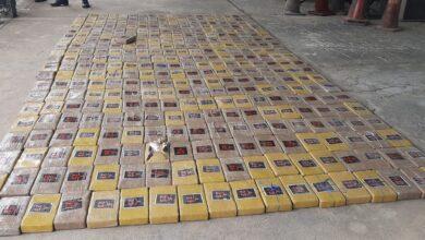 Photo of Ejército asesta duro golpe contra bandas de narcotraficantes al decomisar 361 kilos de cocaína