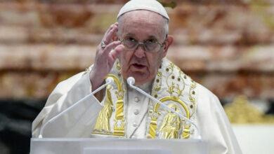 Photo of Papa Francisco condena actos de violencia en Colombia