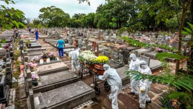 Photo of Brasil tiene la mayor tasa de mortalidad por covid en A. Latina