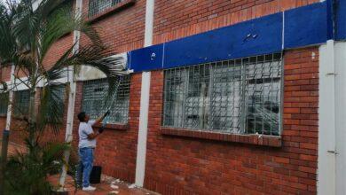 Photo of 8 sedes del colegio el Triunfo, hicieron parte del programa 'Pinta tu escuela'