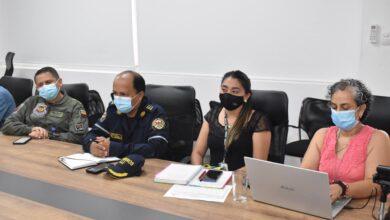 Photo of Durante Sesión Extraordinaria del Consejo Municipal para la Gestión del Riesgo y Desastre se concretaron acciones a desarrollar durante el fenómeno de la Niña