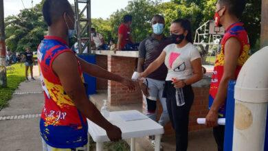 Photo of IDRY realizó verificación de protocolos de bioseguridad en eventos deportivos