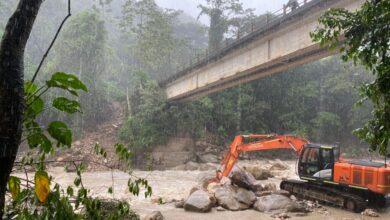 Photo of Administración departamental realiza esfuerzos para evitar colapso del Puente Tienda El Mico en Sabanalarga.