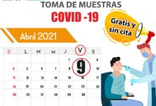 Photo of Este viernes 09 de abril, se realizará jornada de toma de muestras gratis para covid-19, en Sácama y la Salina
