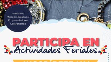 Photo of Se abren inscripciones para actividades feriales2021