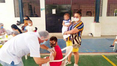 Photo of Niños de la Comuna V de Yopal fueron vacunados contra el Sarampión y la Rubeola