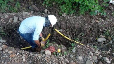 Photo of Secretaría de obras públicas trabaja en el acceso a redes de gas natural domiciliario en sector rural