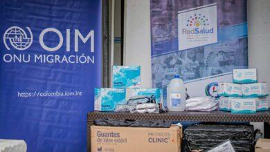 Photo of Más de 4 mil unidades de elementos de protección personal, fueron entregados a profesionales de la salud en Casanare