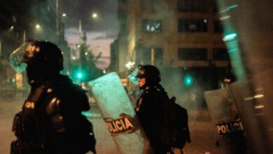 Photo of Defensoría denuncia ataque con ácido a policía en protestas
