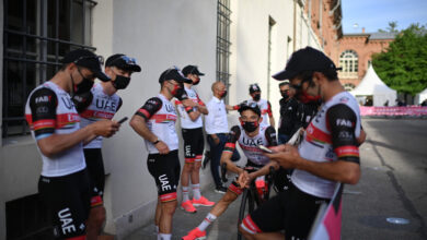 Photo of Los seis colombianos que participarán en el Giro de Italia