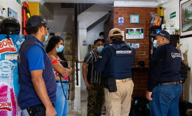 Administración Municipal realizaron operativos de control en hoteles - Noticias de Colombia