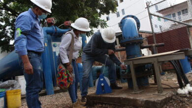 Photo of EAAAY finaliza mantenimiento del pozo central de abastos