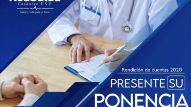 Photo of Hasta el 30 de junio, la oficina de planeación recibirá ponencias a la comunidad sobre la vigencia 2020 de Red Salud Casanare