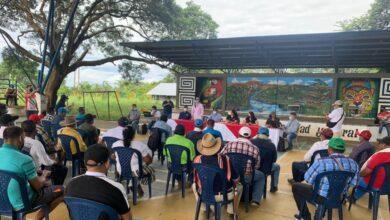 Photo of Cormacarena logra acuerdos con comunidad indígena de Puerto Gaitán frente a temas ambientales