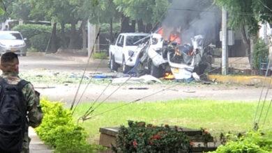 Photo of Carro bomba contra Brigada 30 de Cúcuta apunta al ELN y disidencias