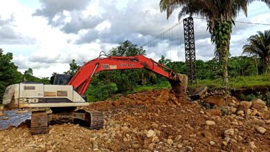 Photo of Administración Departamental adelanta trabajos en paso elevado de acueducto en Hato Corozal