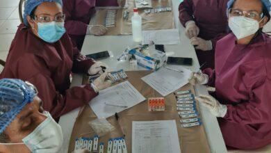 Photo of Profesionales de la salud ya están capacitados en la toma de pruebas rápidas de VIH, Sifilis y Hepatitis.