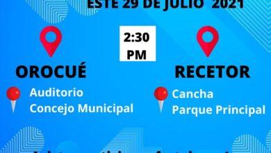 Photo of Capresoca invita a una reunión general, a los usuarios afiliados de Recetor y Orocué este 29 de julio