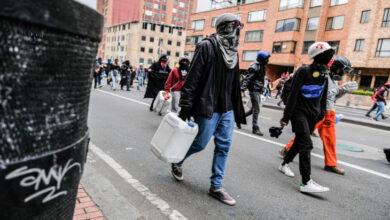 Photo of Alcaldía de Bogotá confirmó diálogos con Primera Línea
