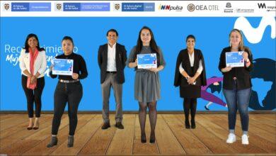 Photo of Gran alianza entre  Vicepresidencia de la República y Movistar le apuesta a convertir a Colombia en Nación de Mujeres Emprendedoras