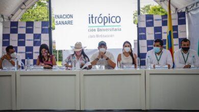 Photo of Ministra de Educación entregó resolución que avala a Unitrópico como Universidad Pública