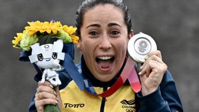 Photo of Mariana Pajón y Carlos Ramírez le dieron plata y bronce a Colombia