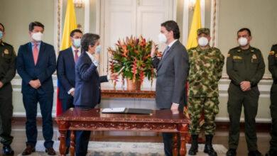 Photo of Se posesionó el nuevo Secretario de Seguridad