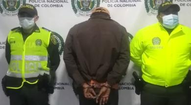 Photo of Cae en Chiquinquirá Boyacá, uno de los más buscados en Casanare por Homicidio