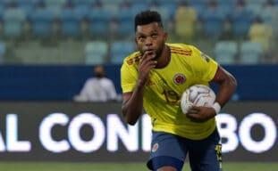 Miguel Ángel Borja es nuevo jugador de Gremio de Brasil - Noticias de Colombia