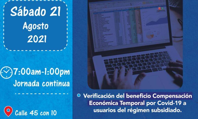 Capresoca realizará este sábado 21 de agosto, jornada de actualización de bases de datos en el barrio los progresos 3 de Yopal - Noticias de Colombia