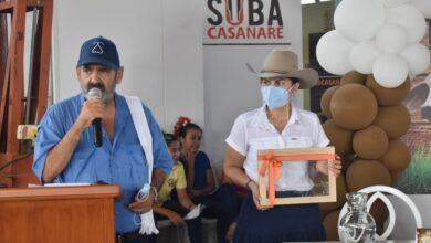 Photo of Alcalde de Yopal recibe condecoración por parte de la Subasta Ganadera de Casanare