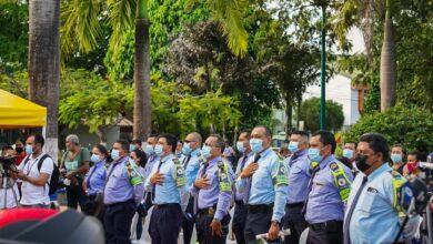 Photo of Alcalde de Yopal entregó vehículos a la Secretaría de Tránsito y Transporte