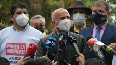 Photo of Comité del Paro convoca nuevas marchas contra tributaria