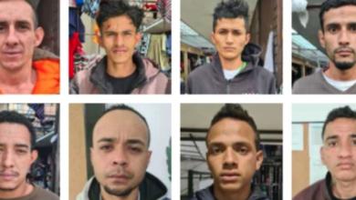 Photo of 27 reclusos fugados de Estación de Policía del Barrio San Fernando