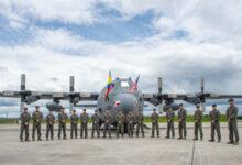 Photo of EE.UU. donó dos aviones la Fuerza Aérea Colombiana