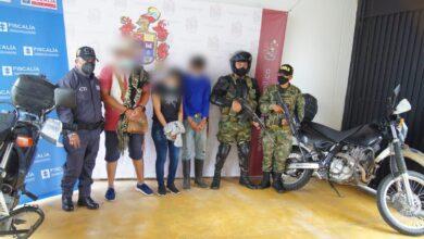 Photo of Capturados presuntos extorsionistas de finqueros en el norte de Casanare