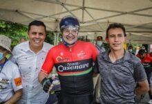 Photo of Sin contratiempos culminó la contrarreloj individual de la vuelta Colombia Master