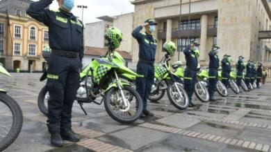 Photo of 500 policías llegarán a reforzar la seguridad en Bogotá