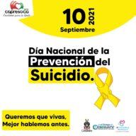 Capresoca EPS conmemora este 10 de septiembre, el Día Mundial de la Prevención del Suicidio - Noticias de Colombia