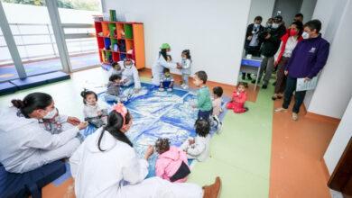 Photo of Localidad de Mártires estrenó primer jardín infantil nocturno