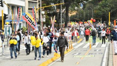 Photo of Estos son los puntos de concentración para protestas en Bogotá