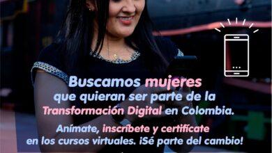Photo of Mujeres de Yopal podrán capacitarse en transformación y contenido digital