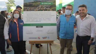 Photo of Corporinoquia y Gobernación de Cundinamarca firmaron convenio para implementar estufas ecoeficientes en el oriente del departamento