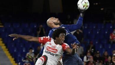 Photo of Santa Fe vence al América en primer duelo de la Superliga