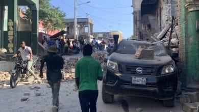 """Photo of """"Haití vive uno de los periodos más tensos de su historia"""" ONU"""
