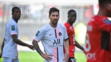 Photo of PSG pierde 2-0 ante Rennes, su primera derrota en Ligue 1